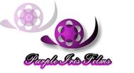 Purple Iris Films Logo - Entry #90
