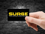 SURGE dance experience Logo - Entry #180