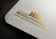 Revolution Fence Co. Logo - Entry #258
