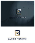 Law Offices of David R. Monarch Logo - Entry #181