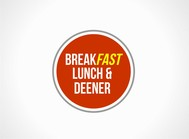 Breakfast Lunch & Deener Logo - Entry #47
