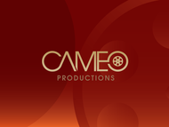 CAMEO PRODUCTIONS Logo - Entry #38