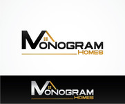 Monogram Homes Logo - Entry #40