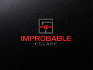 Improbable Escape Logo - Entry #84