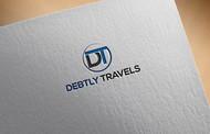 Debtly Travels  Logo - Entry #176