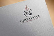 ellie's essence candle co. Logo - Entry #31