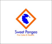 Sweet Pangea Logo - Entry #106