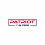 Patriot Pool Service Logo - Entry #90