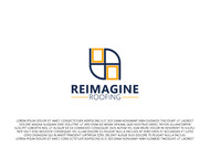 Reimagine Roofing Logo - Entry #224