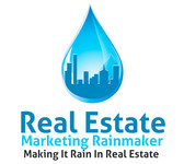 Real Estate Marketing Rainmaker Logo - Entry #33