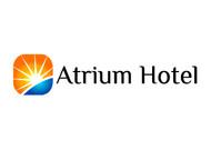 Atrium Hotel Logo - Entry #99