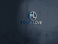 Four love Logo - Entry #322
