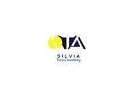 Silvia Tennis Academy Logo - Entry #162