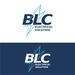 BLC Electrical Solutions Logo - Entry #205
