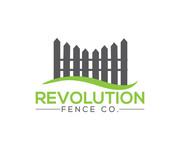 Revolution Fence Co. Logo - Entry #90