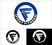 Fight Fitness Logo - Entry #206
