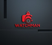 Watchman Surveillance Logo - Entry #164
