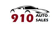 910 Auto Sales Logo - Entry #24