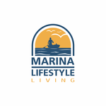 Marina lifestyle living Logo - Entry #69