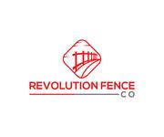 Revolution Fence Co. Logo - Entry #183