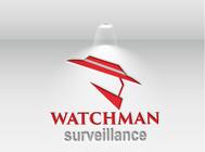 Watchman Surveillance Logo - Entry #225