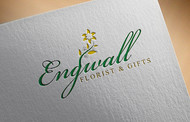 Engwall Florist & Gifts Logo - Entry #170
