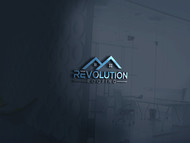 Revolution Roofing Logo - Entry #99
