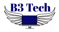 B3 Tech Logo - Entry #9