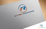 Rams Duty Free + Smoke & Booze Logo - Entry #36