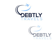 Debtly Travels  Logo - Entry #17