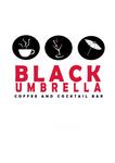 Black umbrella coffee & cocktail lounge Logo - Entry #32