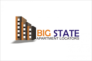 Big State Apartment Locators Logo - Entry #54