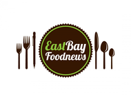 East Bay Foodnews Logo - Entry #21