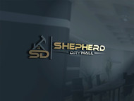 Shepherd Drywall Logo - Entry #131