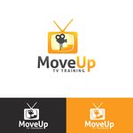 Move Up TV Training  Logo - Entry #96