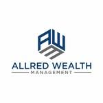 ALLRED WEALTH MANAGEMENT Logo - Entry #664