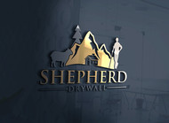 Shepherd Drywall Logo - Entry #247