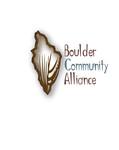 Boulder Community Alliance Logo - Entry #169