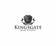 Kingsgate Real Estate Logo - Entry #103