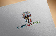 Code My City Logo - Entry #66