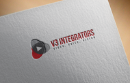 V3 Integrators Logo - Entry #240
