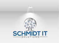 Schmidt IT Solutions Logo - Entry #39