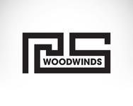 Woodwind repair business logo: R S Woodwinds, llc - Entry #68
