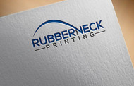 Rubberneck Printing Logo - Entry #30