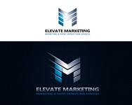Elevate Marketing Logo - Entry #77