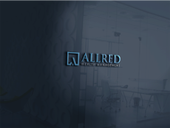 ALLRED WEALTH MANAGEMENT Logo - Entry #693