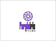 Purple Iris Films Logo - Entry #141