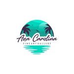 Ana Carolina Fine Art Gallery Logo - Entry #189