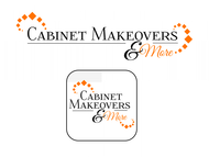 Cabinet Makeovers & More Logo - Entry #157