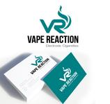 Vape Reaction Logo - Entry #114